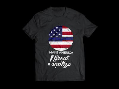 Make America Great Again - Trump T Shirt