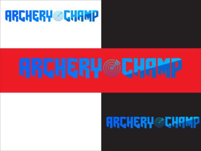 Archery Champ Logo Design