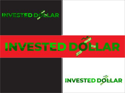 INVESTED DOLLAR LOGO