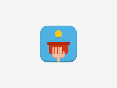 BERRY 2 BERRY - App Icon app app design icon app store iphone ipod ipad blue berry game fun