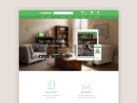 App launch - Homebase