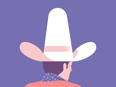 White hats tech computers illustrator illustration