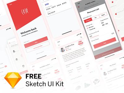 sketch freebie app animation app interaction design app design ui ux design dribbble best shot ui  ux design ui design sketchapp freebie sketch ui kit free kit ui kit design