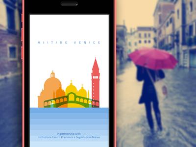 hi!tide Venice Redesign - Launchscreen
