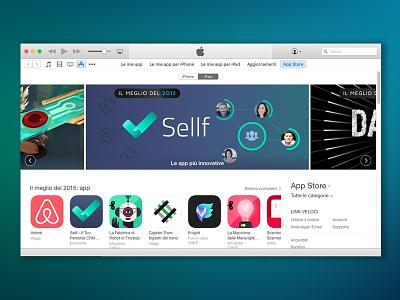 Sellf Best app of 2015 2015 app best ios apple iphone banner appstore featured sellf