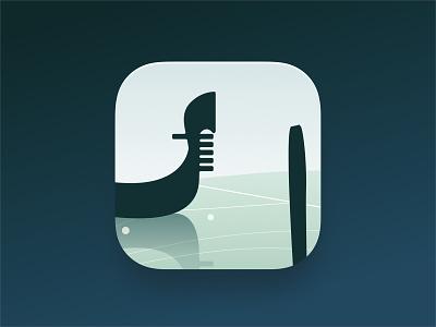Daily UI #005 - App Icon mobile venice icon app icons app icon dailyui 005 dailyuichallenge daily ui dailyui daily ui logo apple