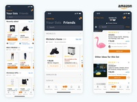 Amazon Redesign Challenge