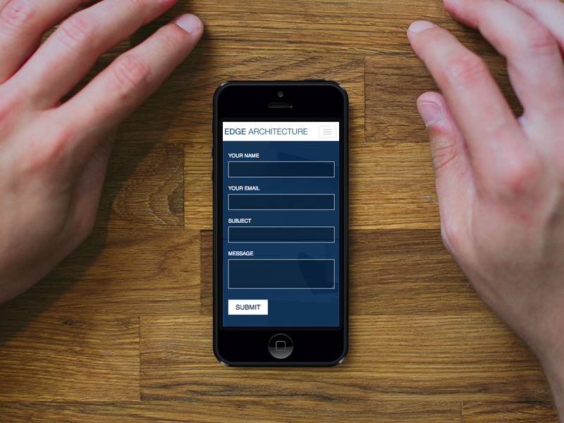 Responsive Form responsive web design ui form