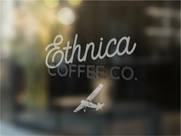 Ethnica Coffee Brand Design
