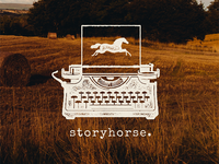 Storyhorse Documentary Theater Logo