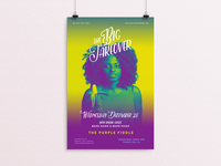 The Big Takeover Gig Poster
