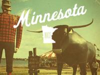 Minnesota nice.