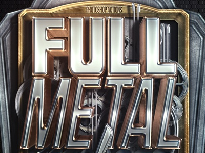 Full metal package   dribbble shot