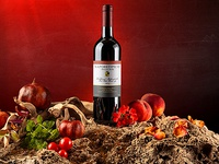 Sapore Tipico - Red Wine Branding Mock Ups
