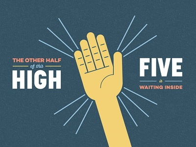 Hi-Five!