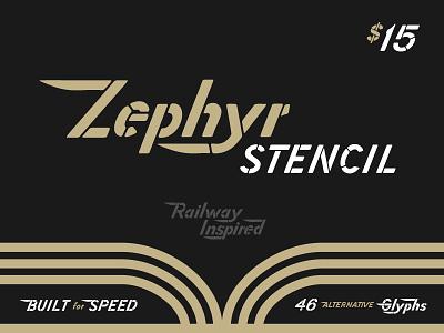 Zephyr Stencil