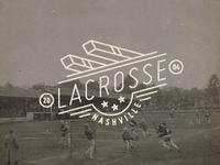 Lacrosse Badge II