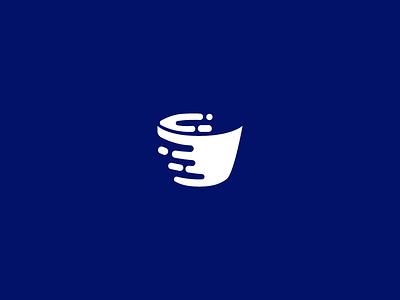 Logo - Coffee ice hot milk chocolat coffee vector brand identity logo