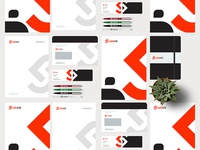 Safeinit Branding | Stationery and identity
