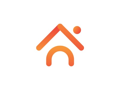 Britehouse iconic iconic logo rental logo symbol logo design real estate