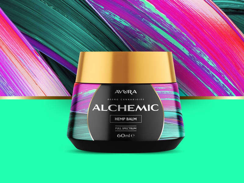 Avura | Alchemic Hemp Balm