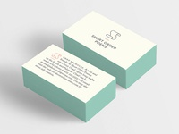 Short Order Poems Business Cards