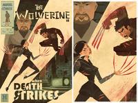 """The Wolverine in: """"When Death Strikes"""""""