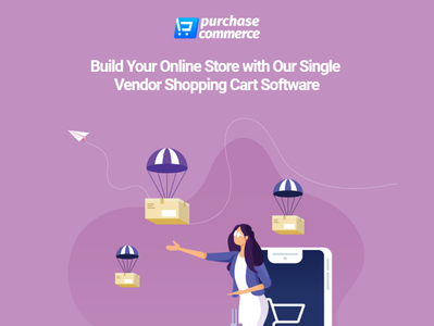 eCommerce Shopping Cart Software - Purchase Commerce