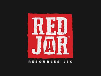 RedJar red jar branding logo vintage llc ambition