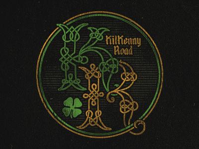 Kilkenny Rd irish kilkenny merch apparel vintage shamrock