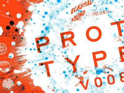 Prototypes V8 Poster overprint poster