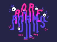 Rare Forms Vol VI