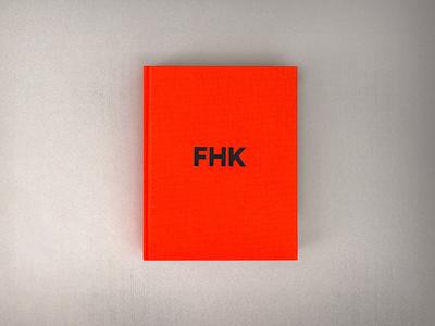 FHK Henrion — Monograph Book