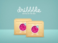 New Dribbble Giveaway • x2 Invites