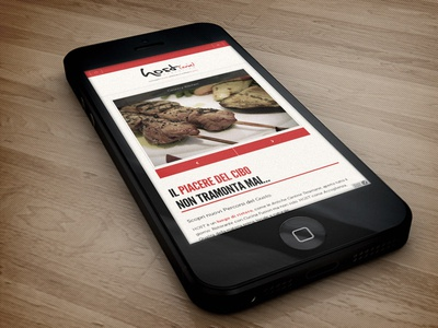 Responsive Mobile-First – Hosteria