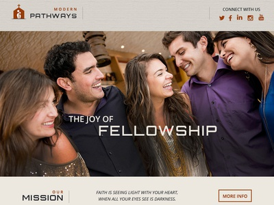 Pathways - Church Email Template + Builder Access
