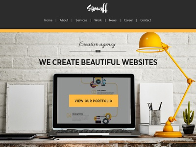Showoff - Stylish Multipurpose Email + Builder Access business clean design email flat multipurpose newsletter photoshop psd ui web website