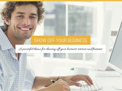 Showoff - Complete Corporate WordPress Theme