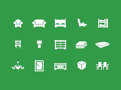 Wichita Furniture Icon System