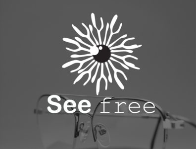See free eye see logo design
