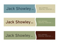 Showley branding