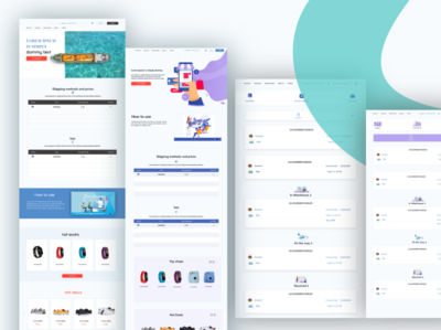 E-commerce , shop ui design mobile ui uidesign mobile uiuxdesign logo icon design uiux design app