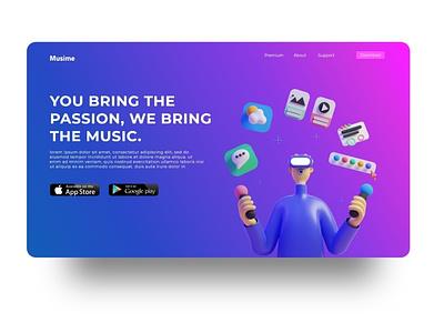 2021 design trends:) shop creative design creativity illustration 3d animation ui 3d modeling