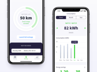 Smart Charging App for Electric Cars