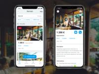 Rentals App