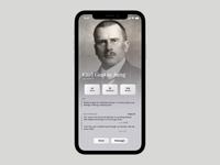 Daily UI 06 - User Profile