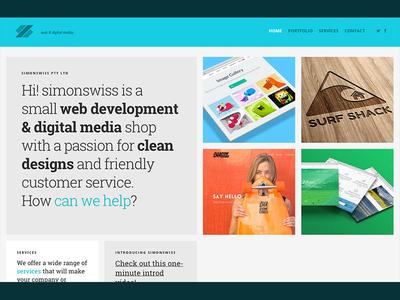 2015 Portfolio Website Refresh portfolio refresh html