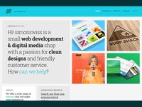 2015 Portfolio Website Refresh