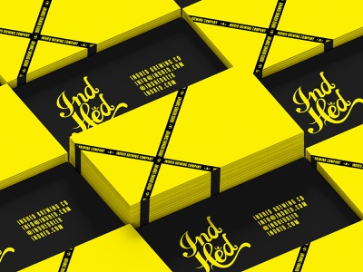 Branding for IndHed® design studio beer identity design brand identity industriahed identidade visual logo logo design branding