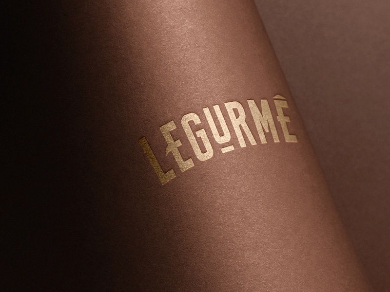 Legurmê logo design logotipo logotype graphic design brand identity branding company industria design industria branding byindustria branding studio product identity design food branding legurme logo logo design branding